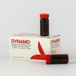 Dynamo integratore contro lo stress fisico e mentale